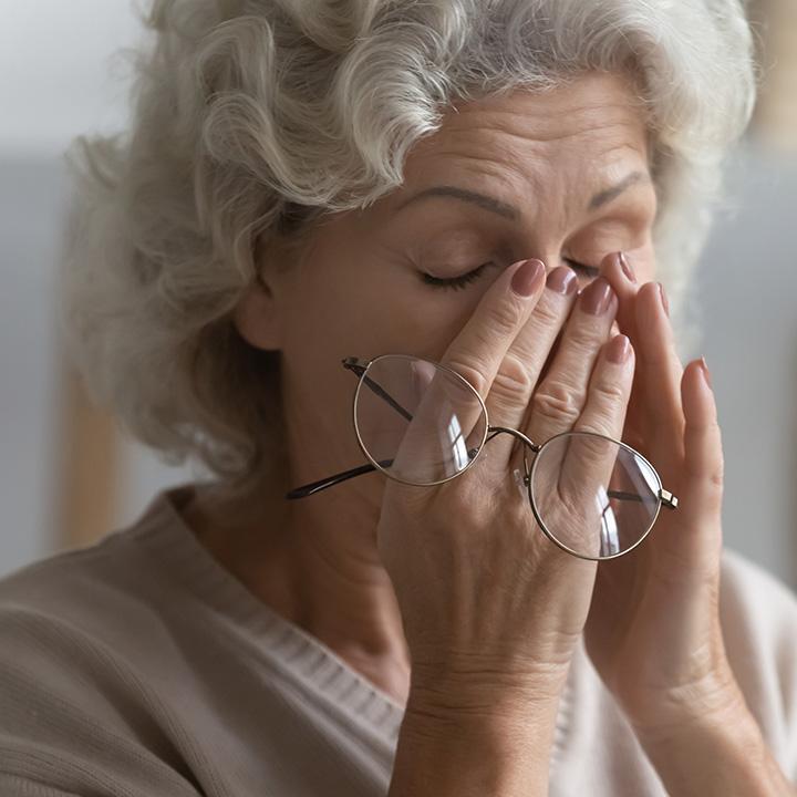 高齢者のストレス